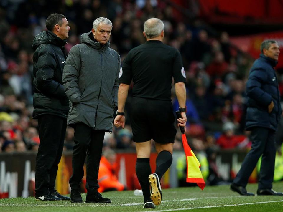 Mourinho: «A criatividade do United foi muito pobre»