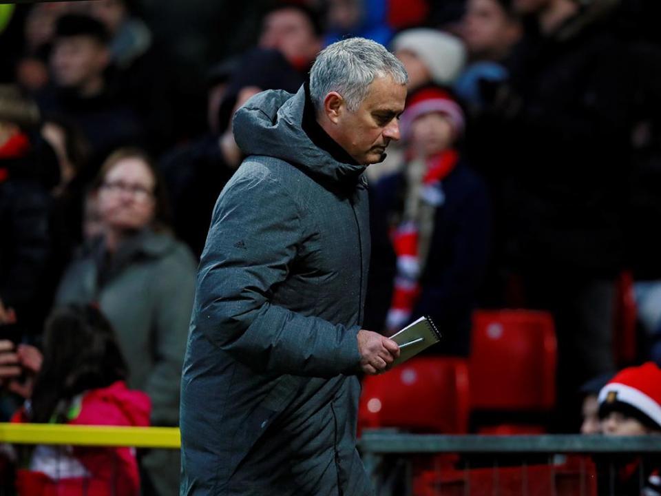 Mourinho e o City: «Deuses do futebol estão sempre com eles»