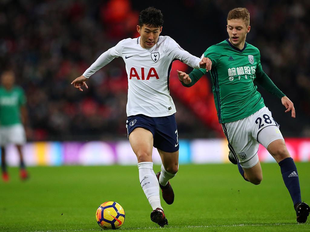 Jogador do Tottenham eleito futebolista asiático do ano