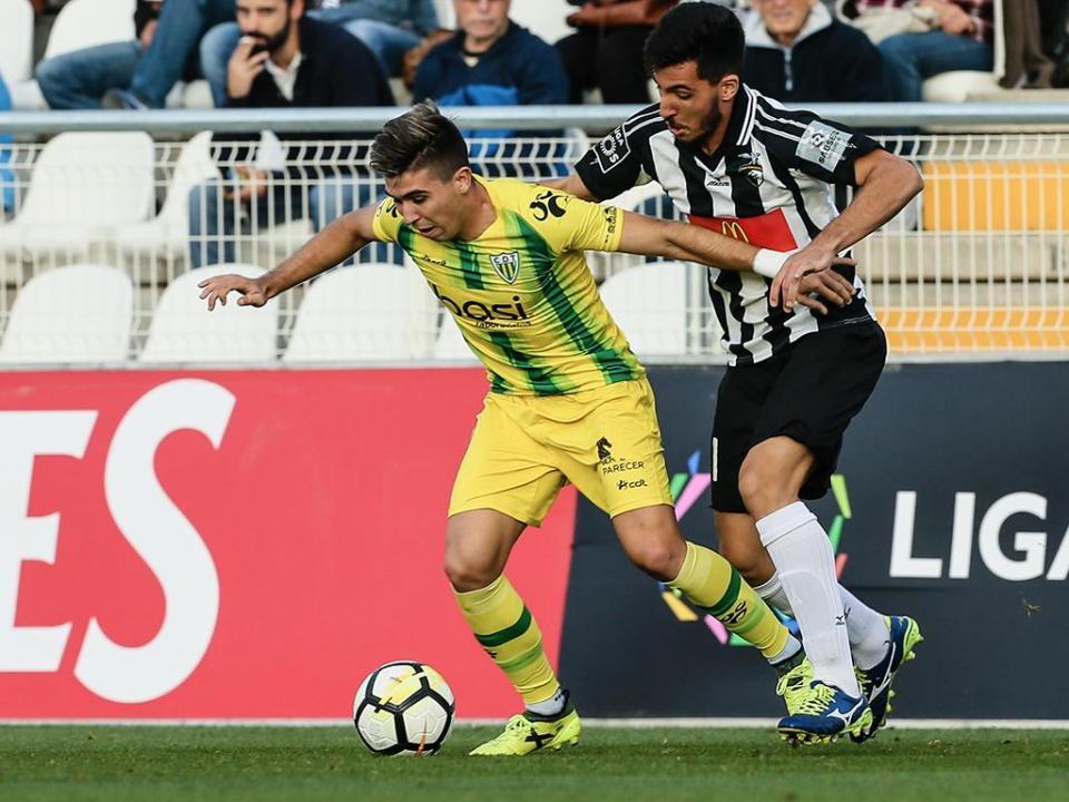 Portimonense-Tondela, 2-0 (destaques)