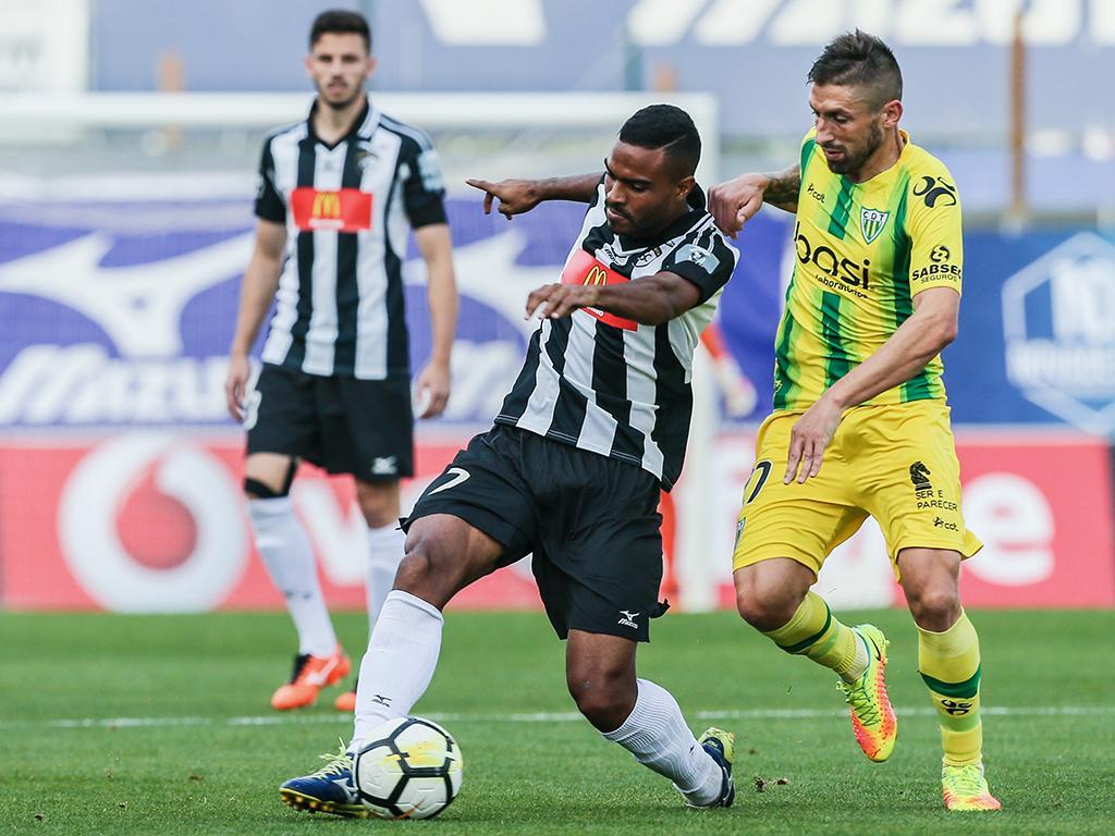 Portimonense prepara Estoril sem três lesionados