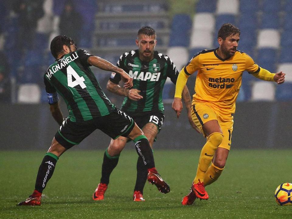 OFICIAL: Sassuolo despede treinador