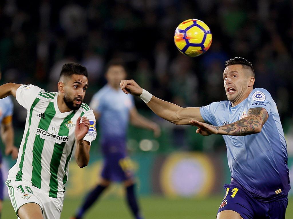 Espanha: três golos nos últimos cinco minutos do Bétis-Girona
