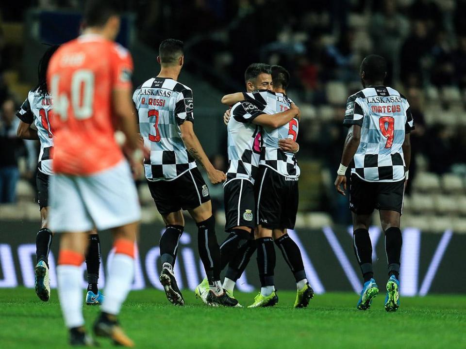 Boavista com sete baixas para receber o Sporting