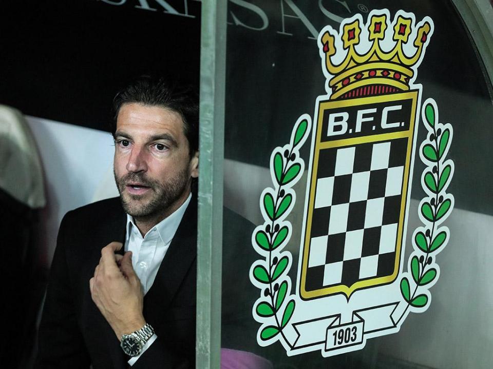 Jorge Simão: «Rui Pedro? Dou tempo de jogo aos que se entregam à equipa»