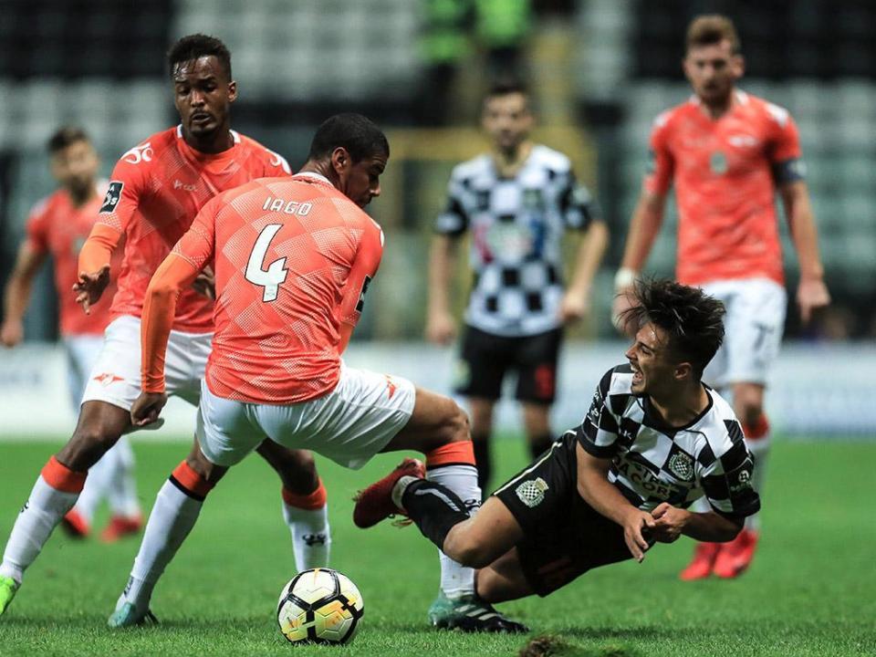 VÍDEO: veja o resumo do triunfo do Boavista sobre o Moreirense (1-0)