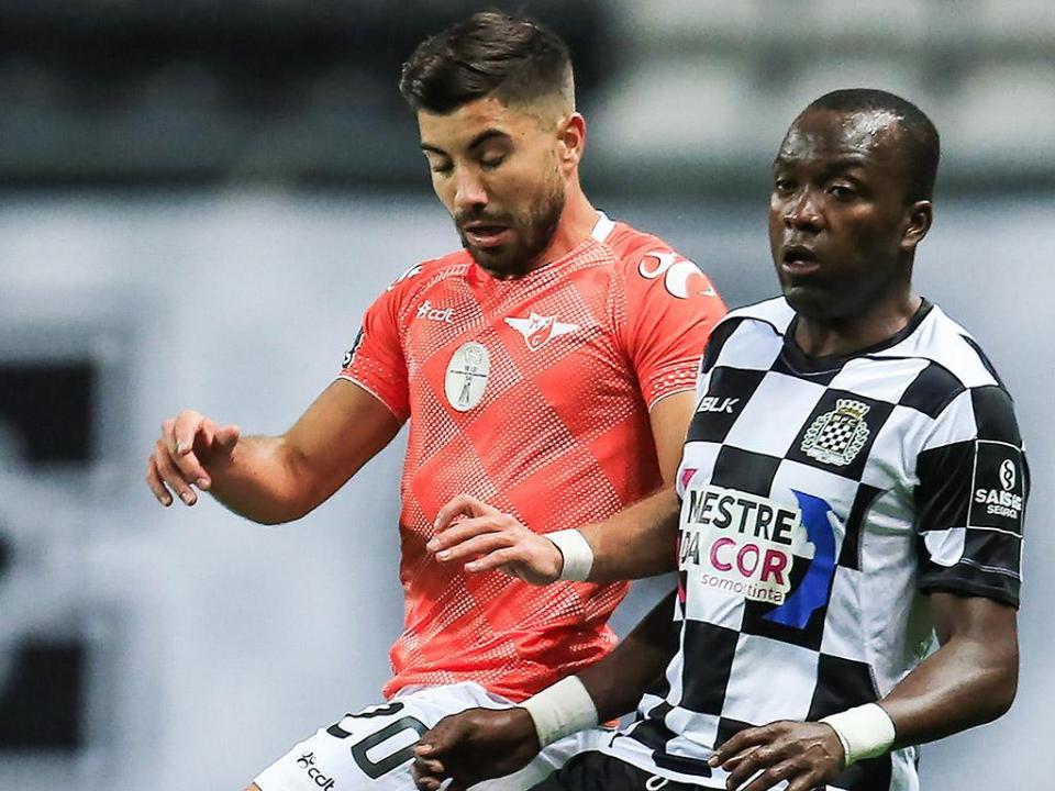 Moreirense sem Tozé e Fati para a receção ao V. Guimarães