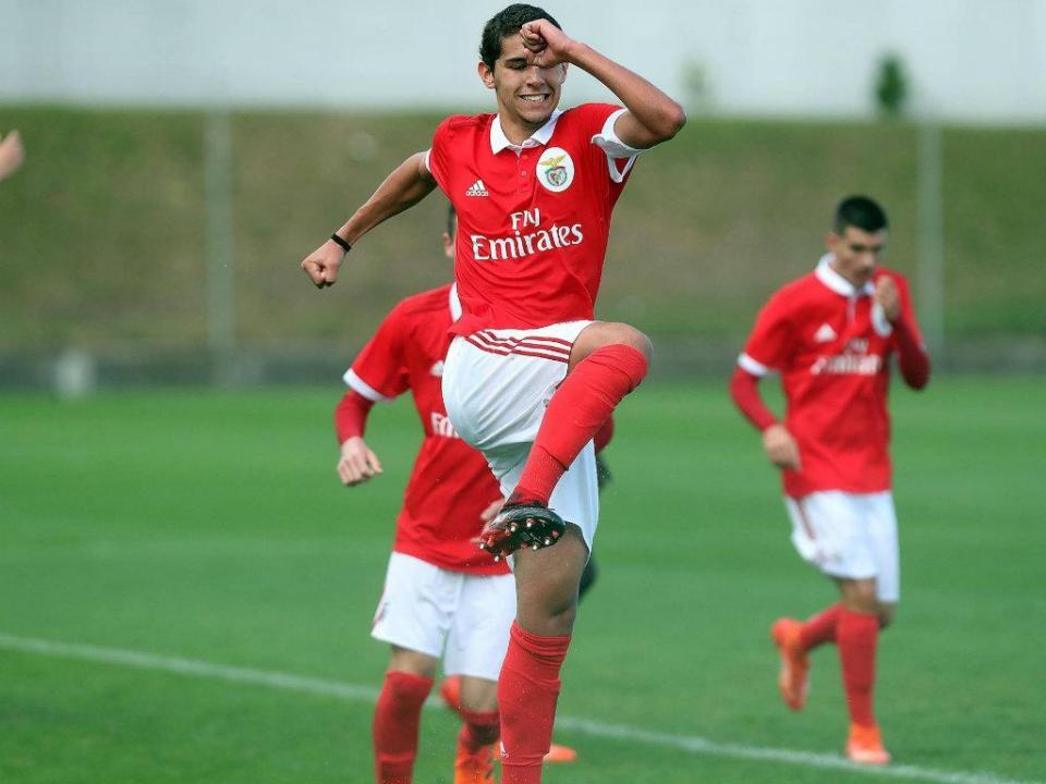 Juvenis: Benfica arranca 2ª fase com vitória no dérbi com o Sporting