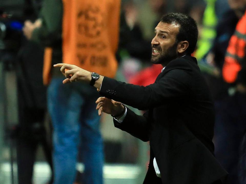 Sérgio Vieira: «Acredito que vamos sair desta posição»