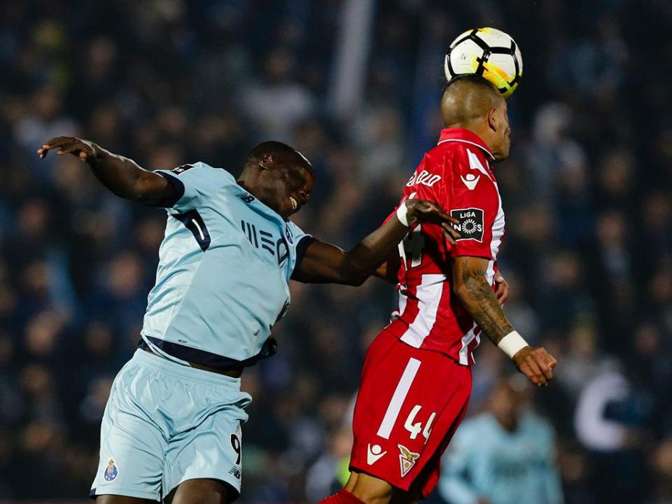 Desp. Aves-FC Porto, 1-1 (destaques)