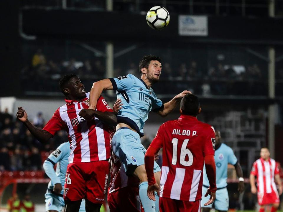 FC Porto-Desp. Aves: antevisão e onzes prováveis