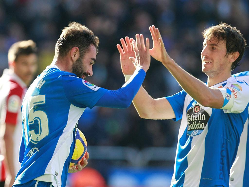 Adrián López: «Estou muito contente por voltar a jogar»