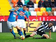 Udinese-Nápoles (Reuters)