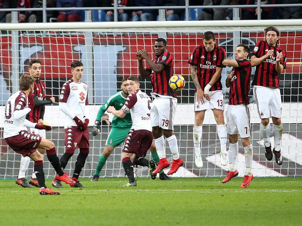 Milan disponível para «acordo de liquidação» com a UEFA
