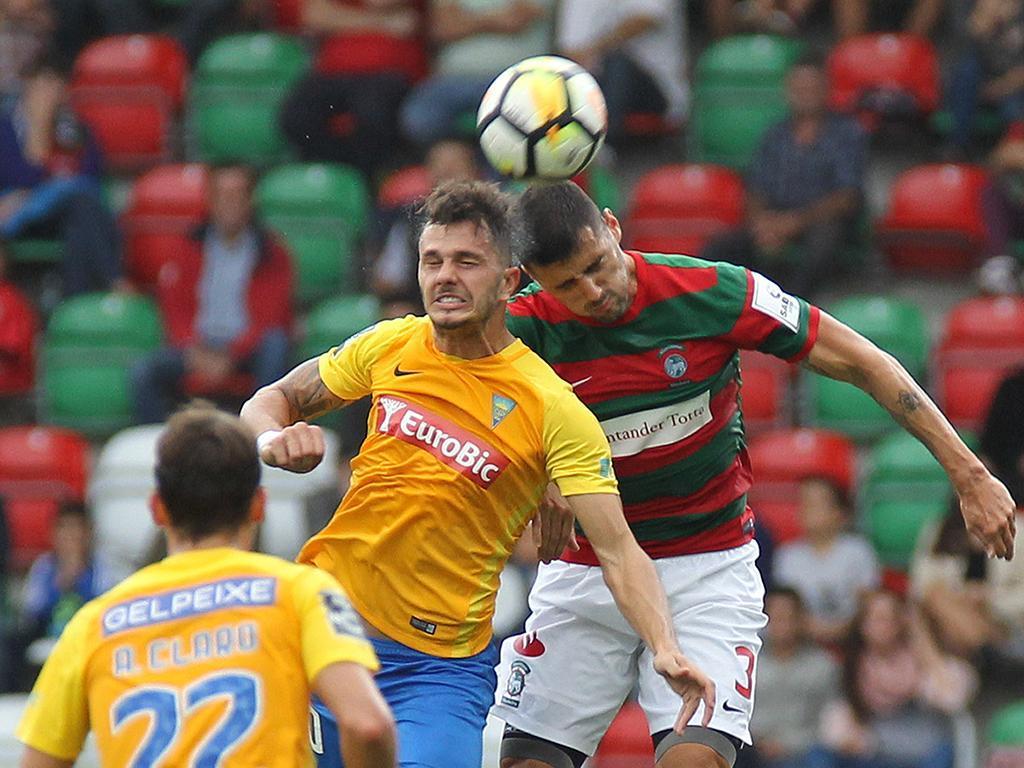 Marítimo-Estoril, 0-0 (destaques)