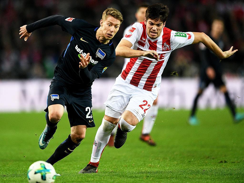 Jorge Meré: na Bundesliga a seguir o exemplo de Vallejo