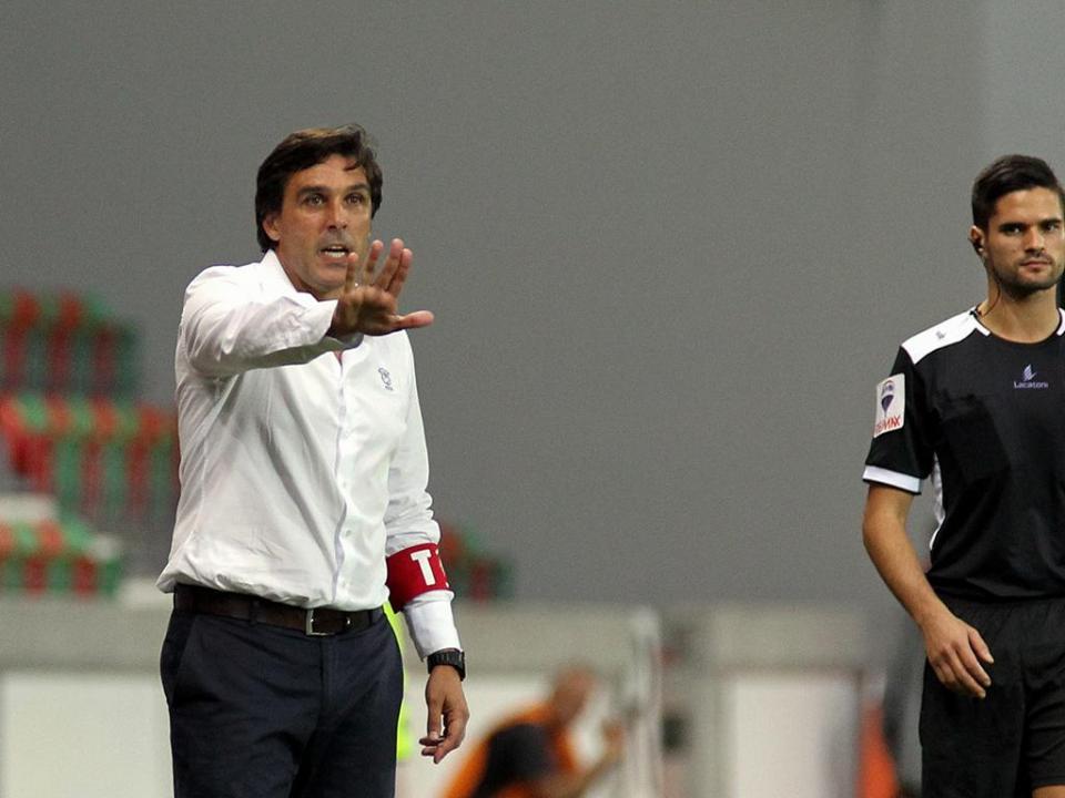 Daniel Ramos: «Acabámos por ser previsíveis e com falta de critério»