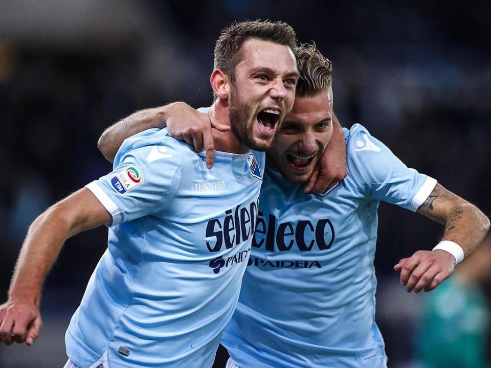 Lazio vence e marca encontro com Fiorentina na Taça