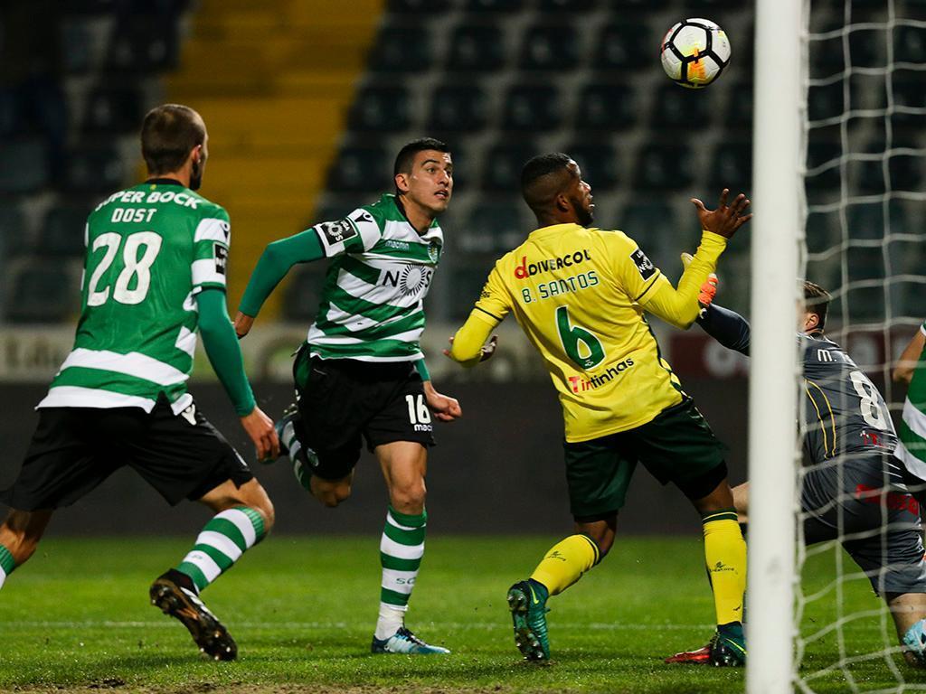 VÍDEO: o resumo da vitória do Sporting sobre o P. Ferreira