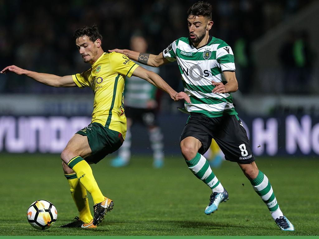 Sporting-Paços de Ferreira: antevisão e onzes prováveis