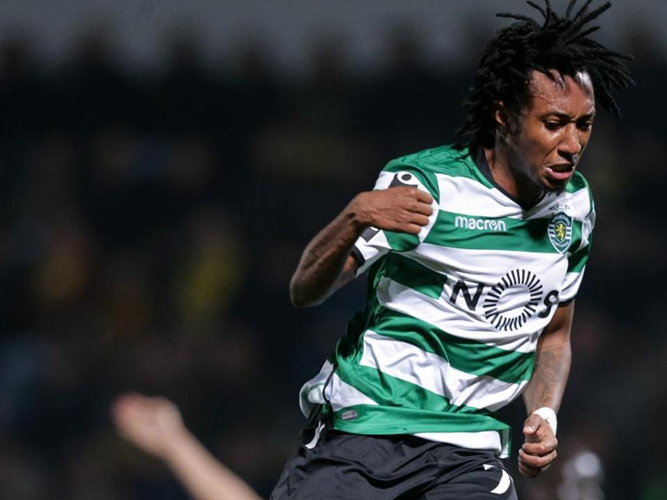 Paços Ferreira-Sporting, 1-2 (destaques)