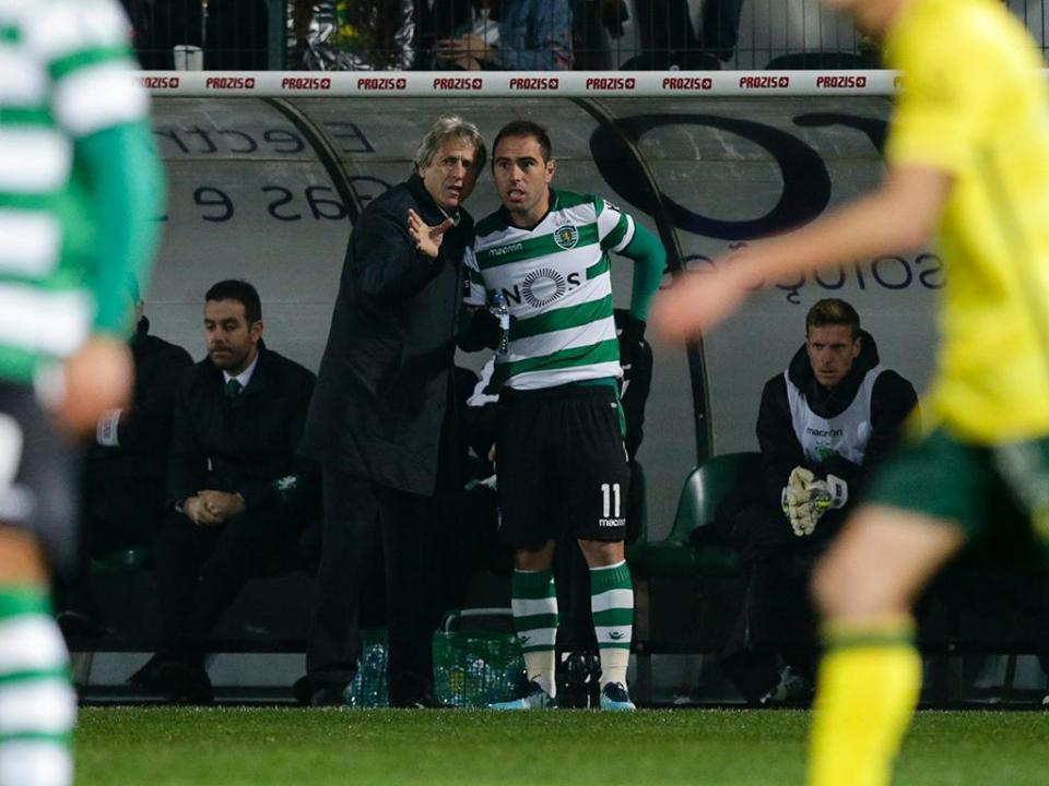 Jesus: «Se não ganhássemos o empate do Porto não valia nada»