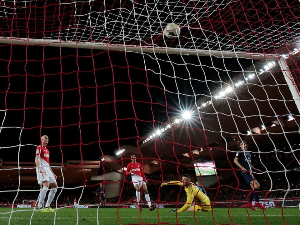Atenção FC Porto: Mónaco perde outra vez e cai para quarto