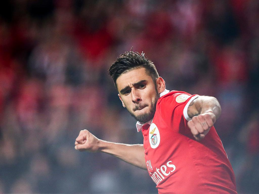 VÍDEO: veja o golo de Salvio no Benfica-Estoril