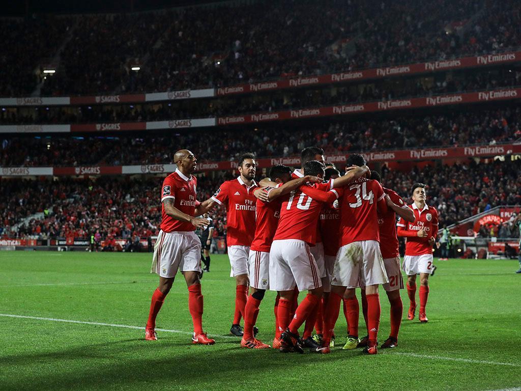 VIDEO: veja o resumo da goleada do Benfica ao V. Setúbal