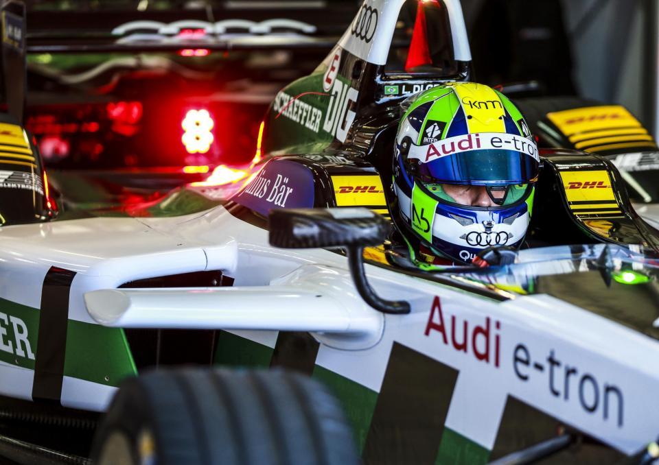 FIA multa Di Grassi por causa das cuecas na Fórmula E