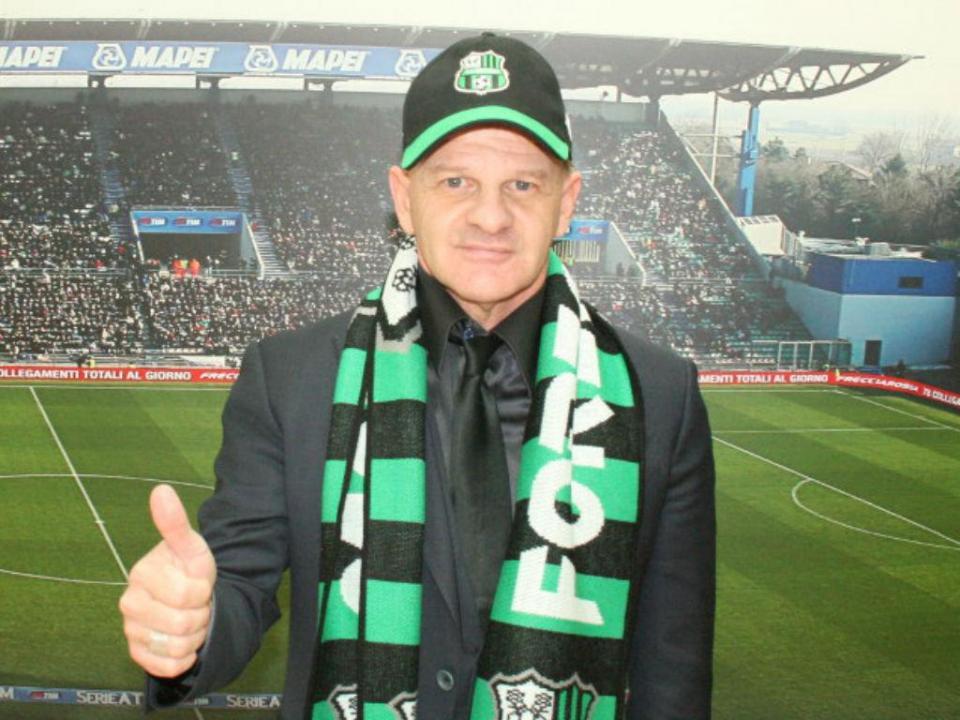 Sassuolo rescinde com Giuseppe Iachini