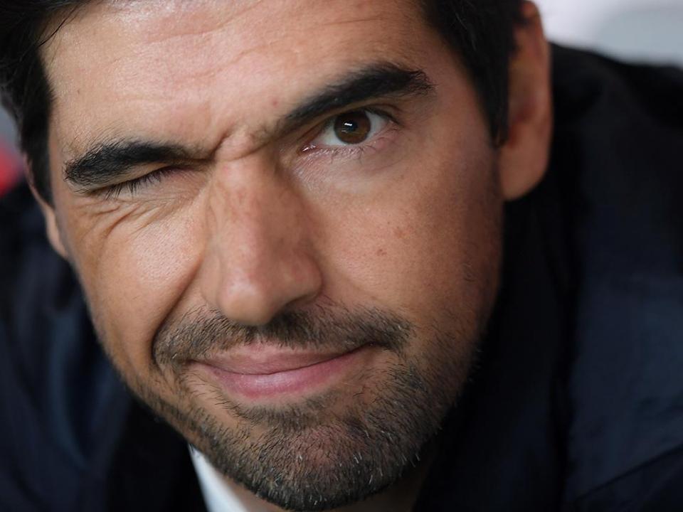 Abel Ferreira: «Temos de continuar a ser arrogantes»