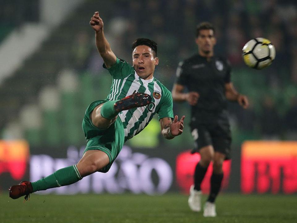 Rio Ave empata em jogo-treino com o Vizela