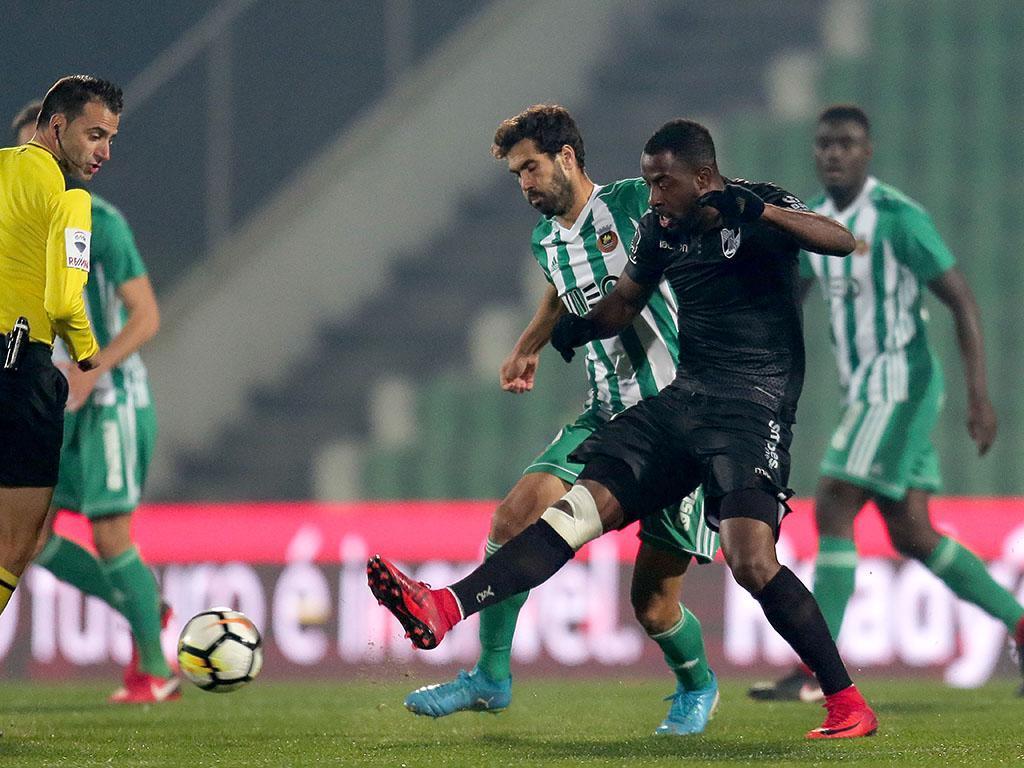 Rio Ave-V. Guimarães, 0-1 (resultado final)