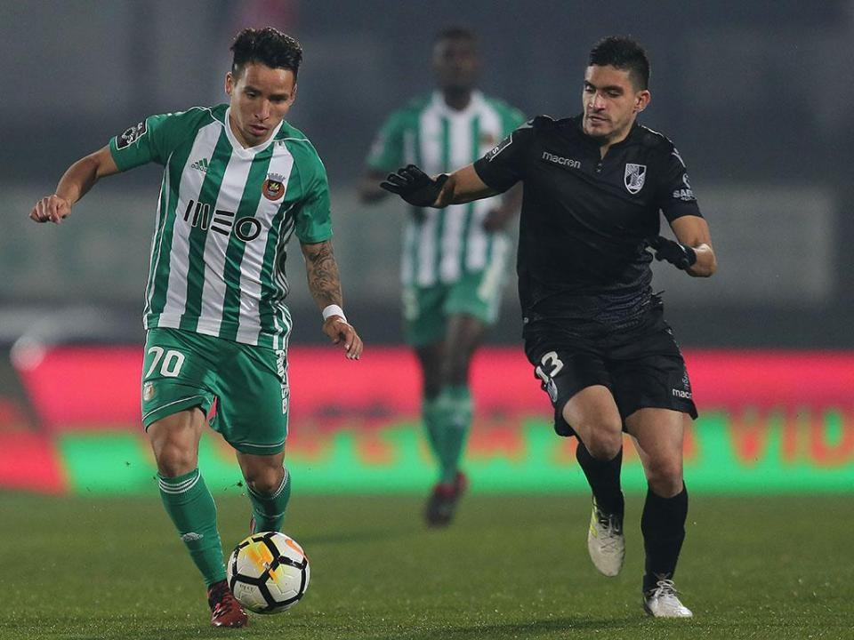 Rio Ave-V. Guimarães, 0-1 (crónica)