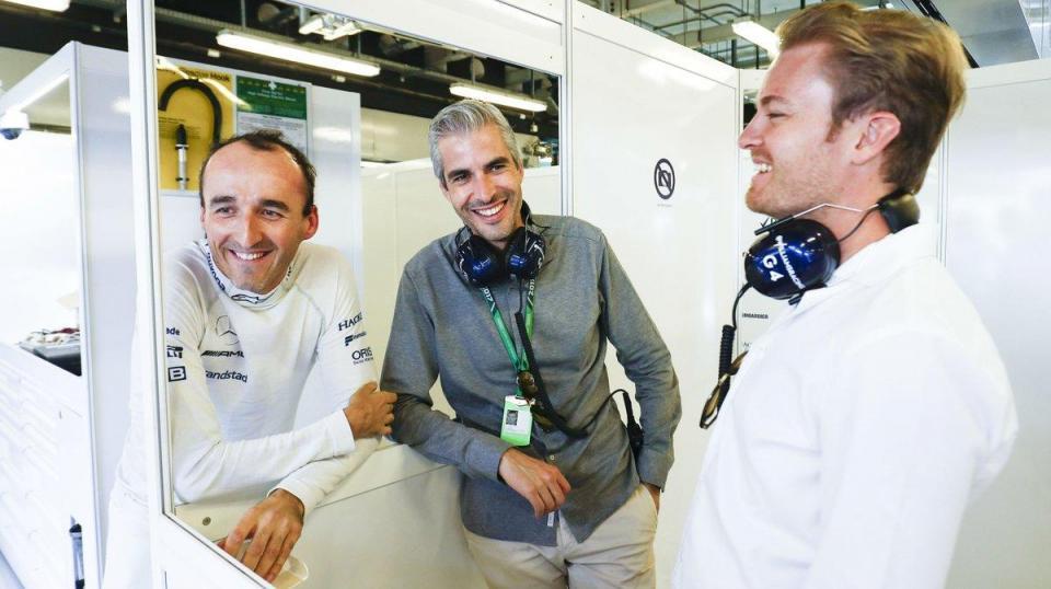 Kubica rejeitou participação no WEC