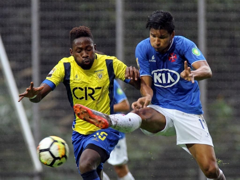 União estreia na Taça da Liga com empate frente ao Belenenses