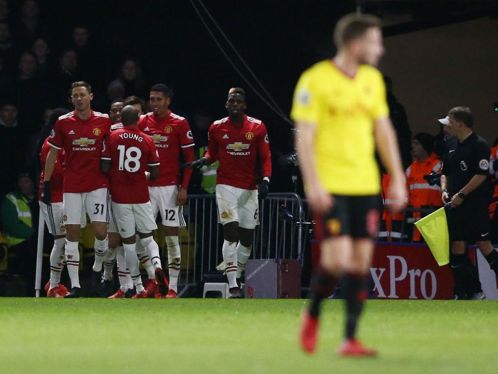 Inglaterra: Mourinho bate Marco Silva em jogo com seis golos