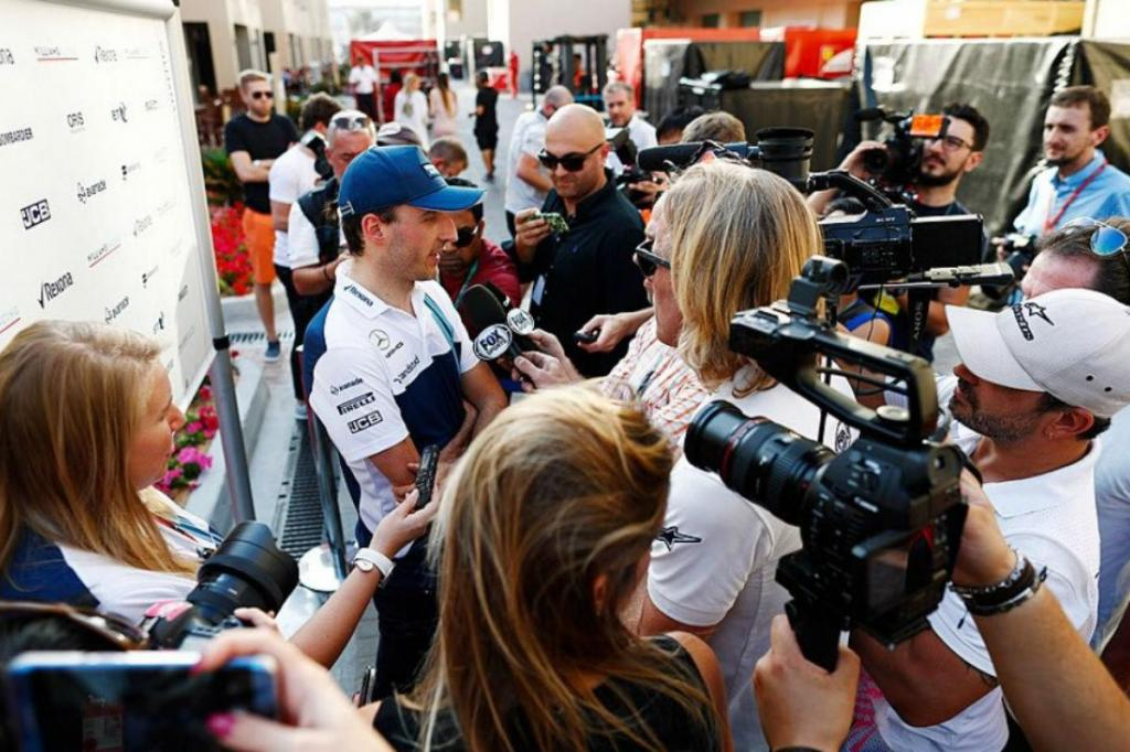 F1: fãs de Kubica tiveram recompensa de sonho depois de serem roubados