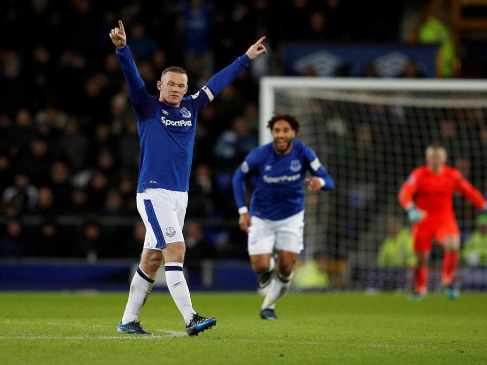 Rooney preferiu Everton ao dinheiro estrangeiro por causa da pressão