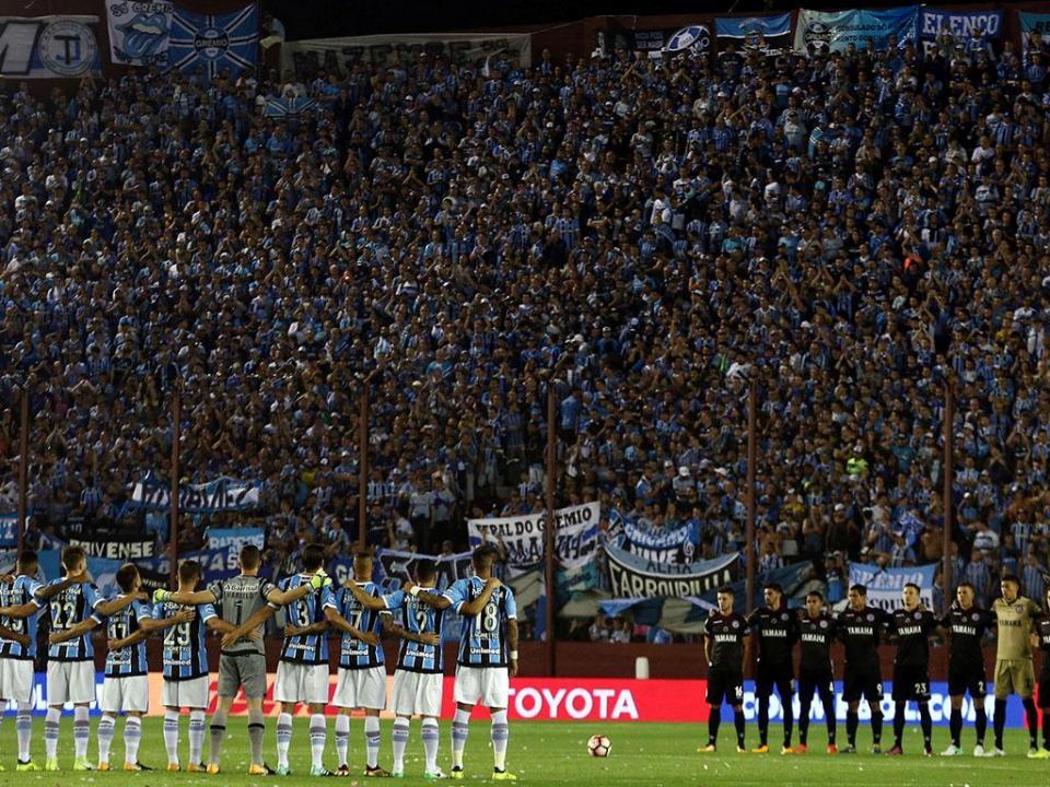 Argentina: ameaça de bomba a poucas horas do Lanús-River Plate