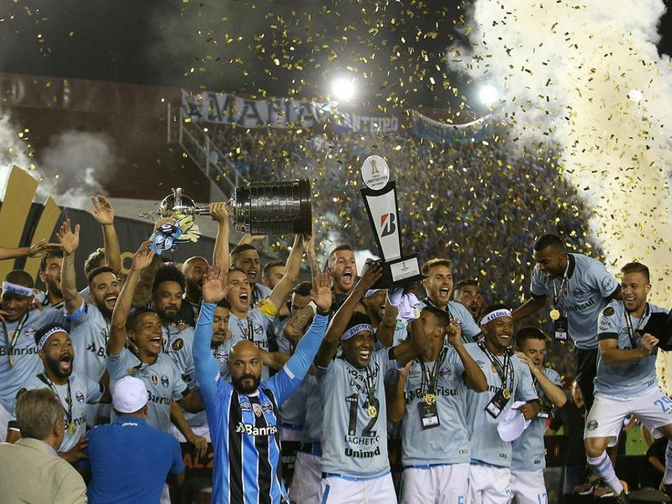 Taça Libertadores vai deixar de ter final a duas mãos