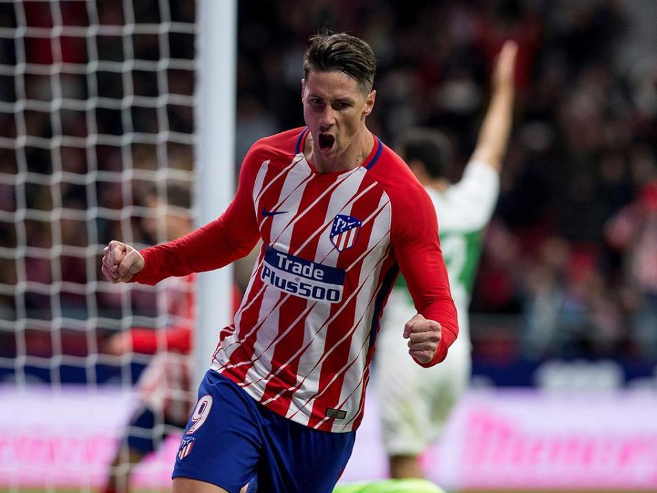 Espanha: Fernando Torres coloca Atl. Madrid no segundo lugar