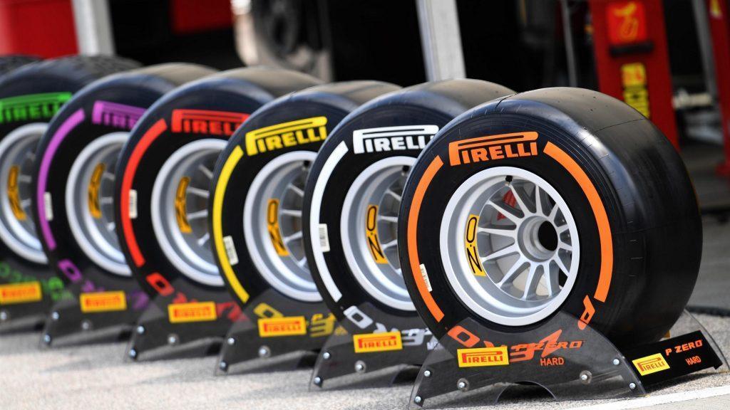 F1: novos pneus hipermacios fazem estreia no GP do Canadá