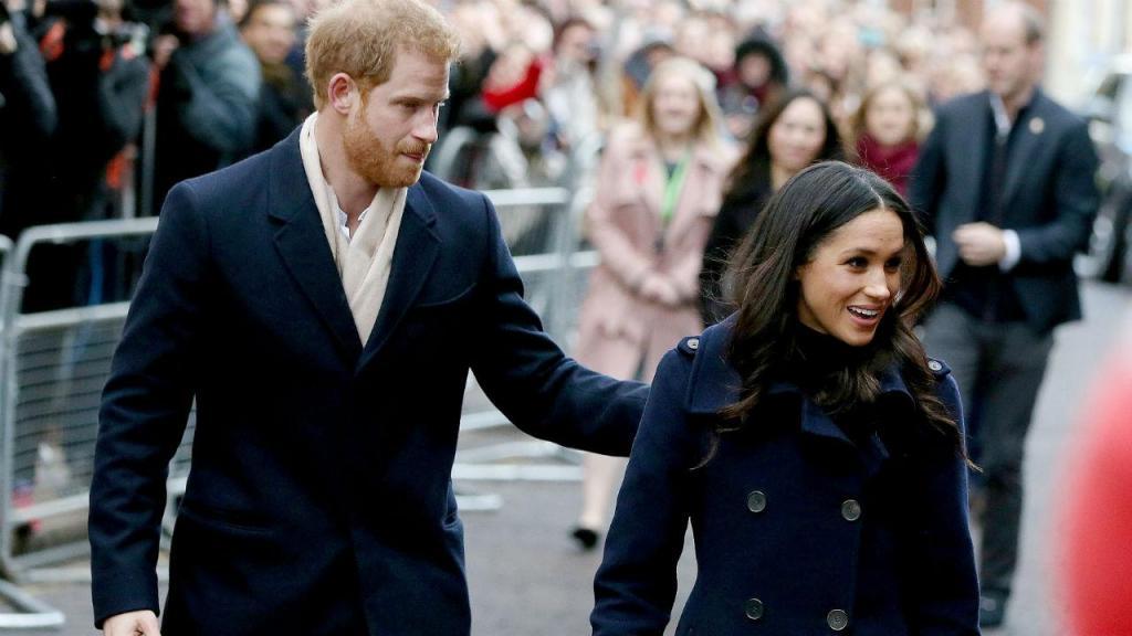 Inglaterra: casamento do Príncipe Harry no dia da final da Taça