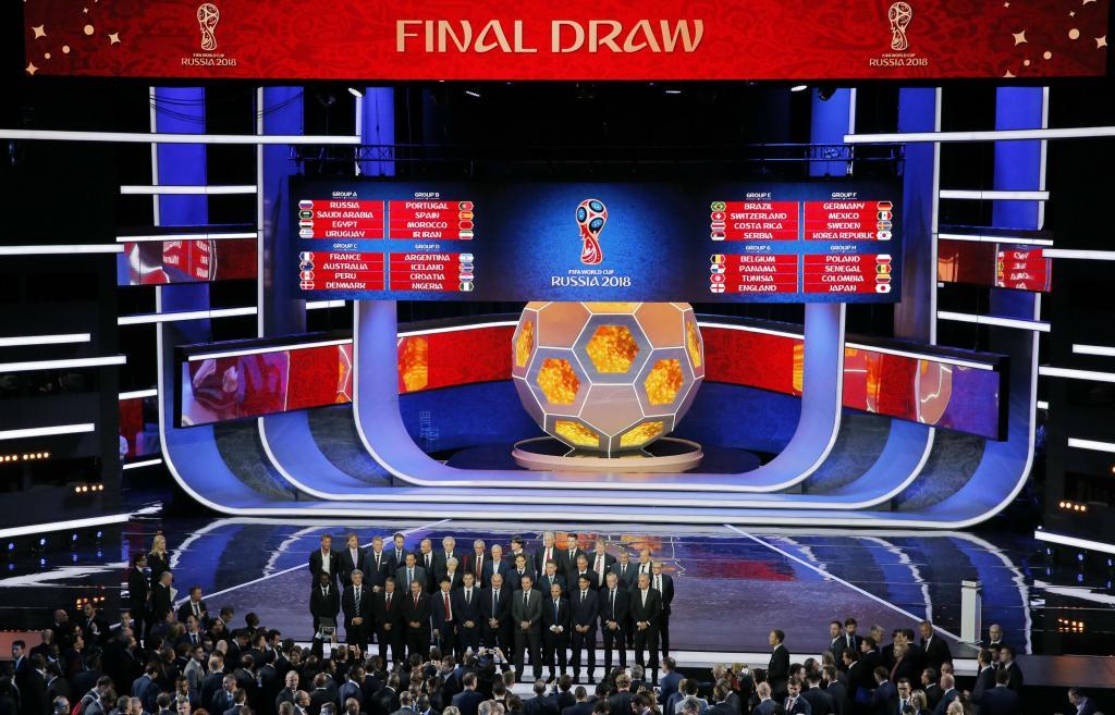 Mundial2018: confira o calendário completo