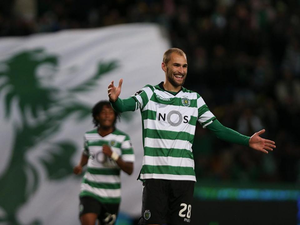 VÍDEO: Bas Dost não falha, o 2-0 em Alvalade foi assim