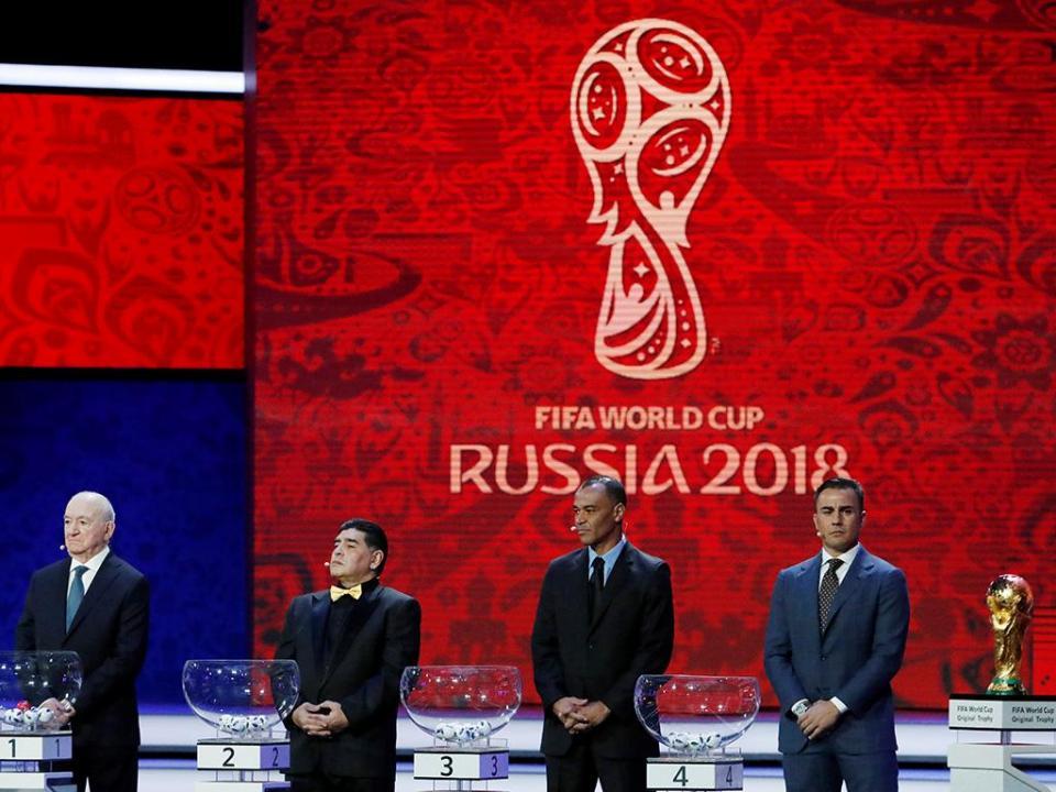 Mundial: 1,3 milhões de bilhetes já foram atribuídos