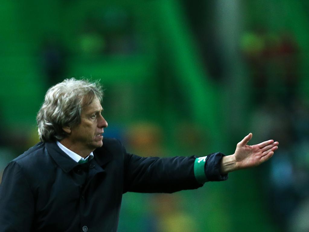 Jesus: «Antero tentou que eu fosse para o FC Porto»