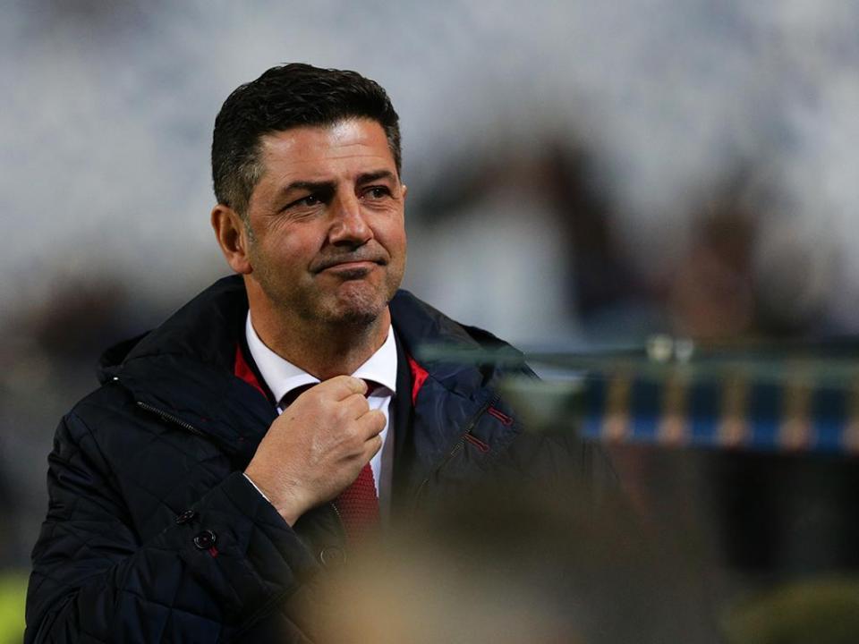«Há uma semana pensava-se que ia ser o enterro do Benfica»